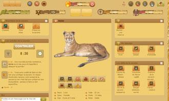 Lionzer - Kummere dich um deine steppentiere