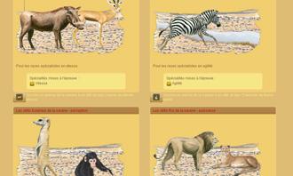 Lionzer - Die herausforderungen